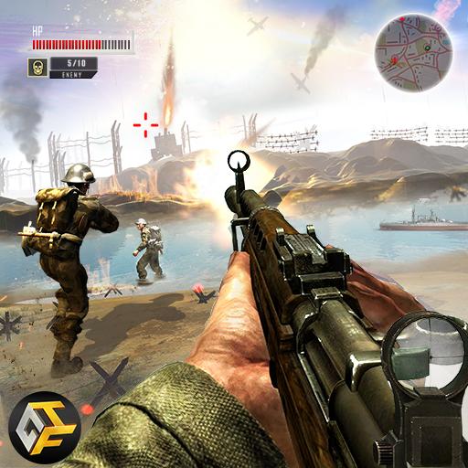WW2 Survival War Prisoner : FPS Shooting Game file APK for Gaming PC/PS3/PS4 Smart TV