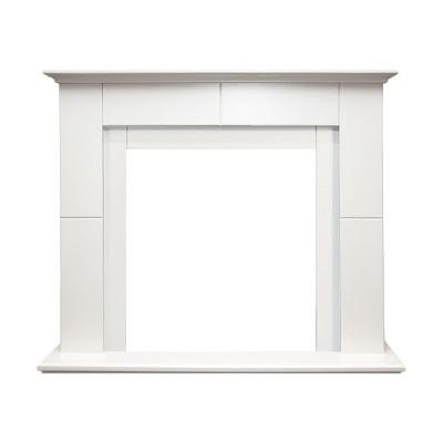 Портал Royal Flame Suite белый