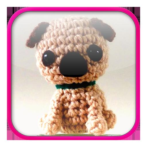 Baby Pug Dog amigurumi pattern - Amigurumi Today | 512x512