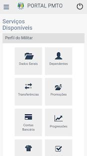 Portal PMTO - náhled