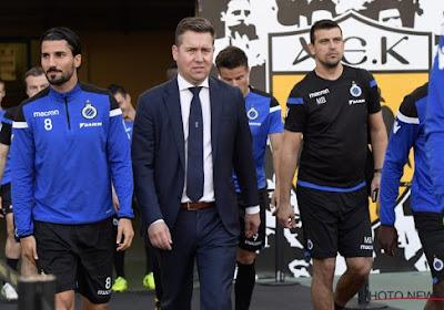 Le FC Bruges sur deux joueurs belges de l'Antwerp et de Saint-Trond