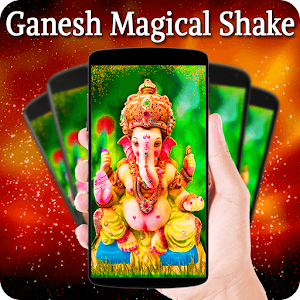 Automatic Changing Ganesh Live Wallpaper