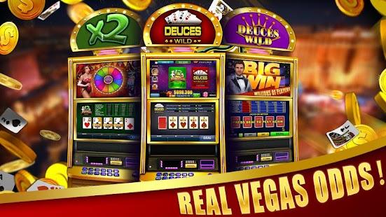 Deuces Wild - Video Poker - náhled