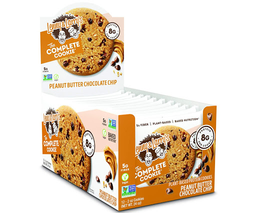 Lenny & Larry's The Complete Cookie 12-Count Just $10.98 Shipped on Amazon | Plant-Based Protein