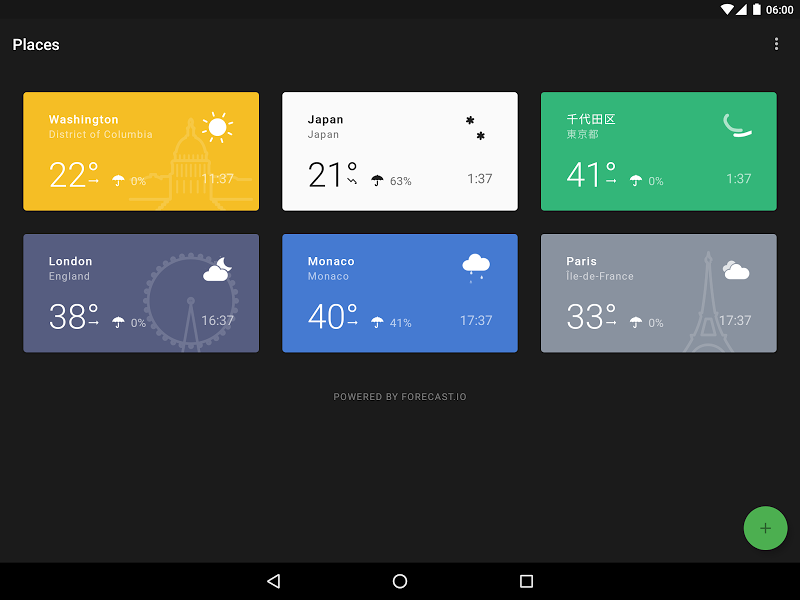 Weather Timeline - Forecast Screenshot 6