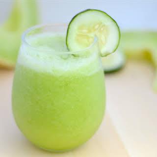 Cucumber Smoothie Recipes.