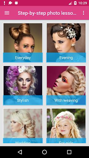 Hairstyles  screenshots 2