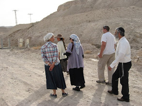 Photo: The north-eastern entrance to Jericho…הכניסה צפון-המזרחית של יריחו