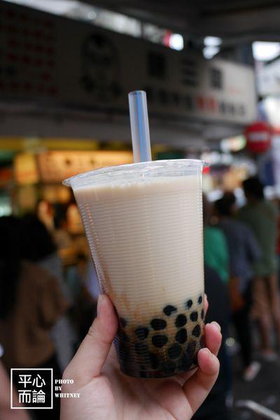 陳三鼎黑糖青蛙鮮奶創始店~公館必喝的黑糖珍珠撞奶