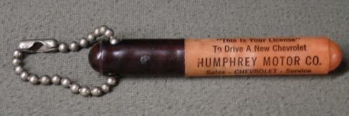 Photo: Humphrey Motors Osgood, In.