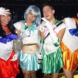 sailormoon halloween at KOR, Taipei in Taipei, T'ai-pei county, Taiwan