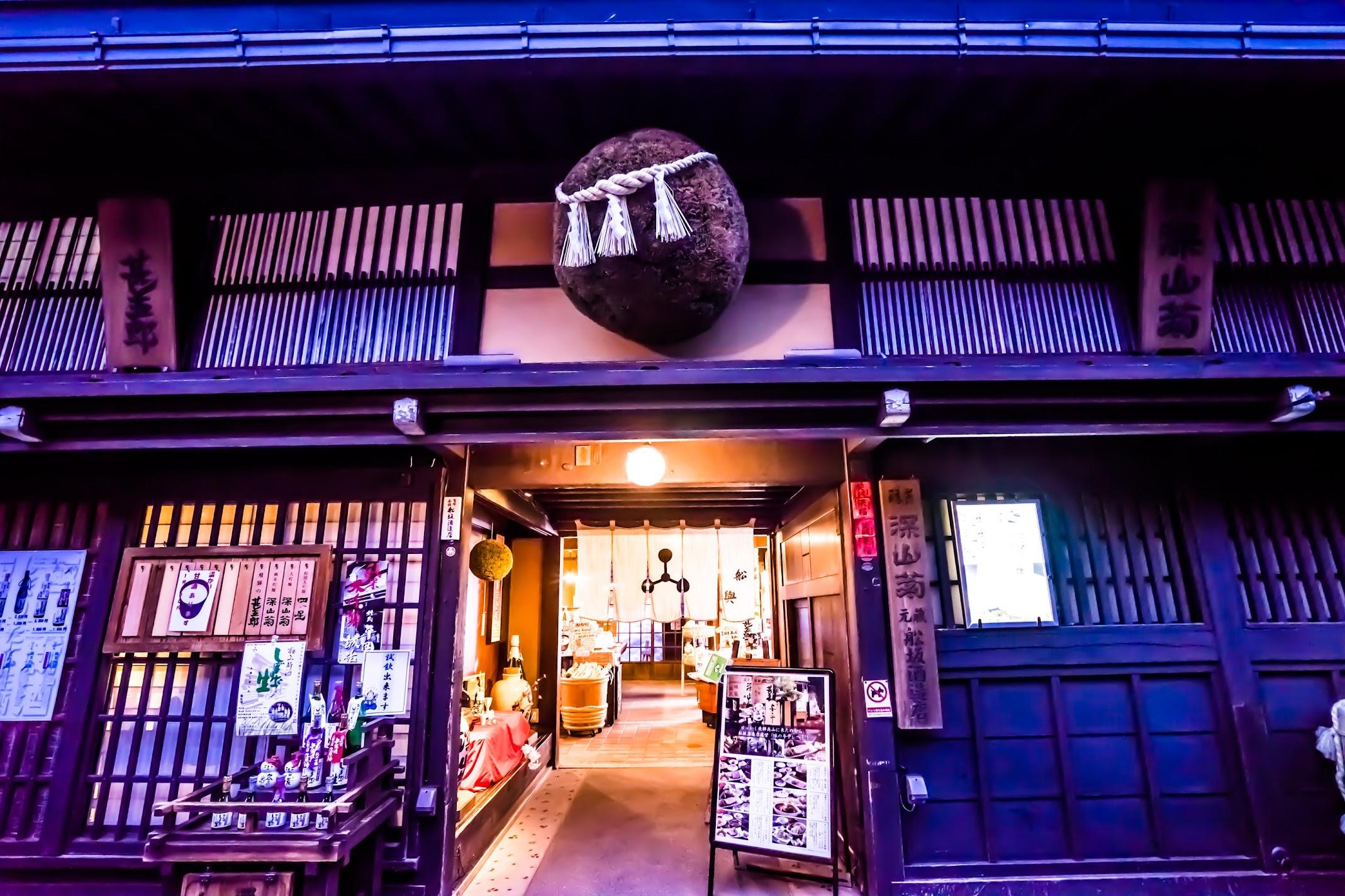 飛騨高山 さんまち 夕景3