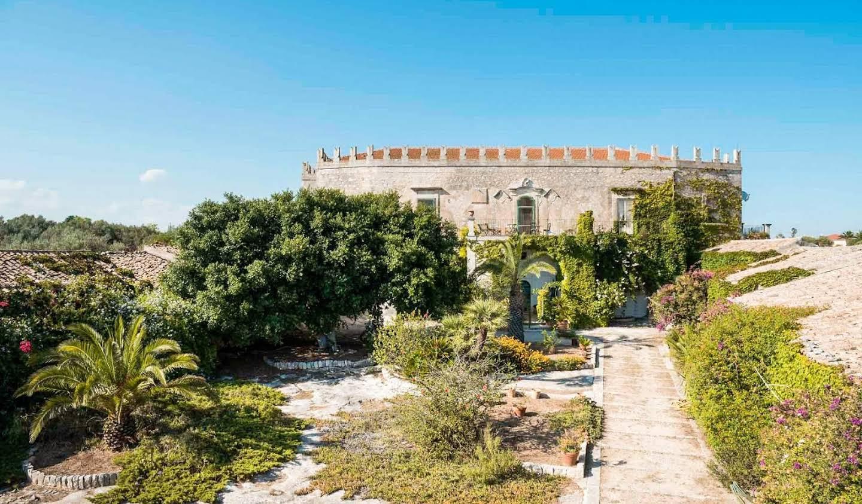 Villa avec piscine et jardin Modica