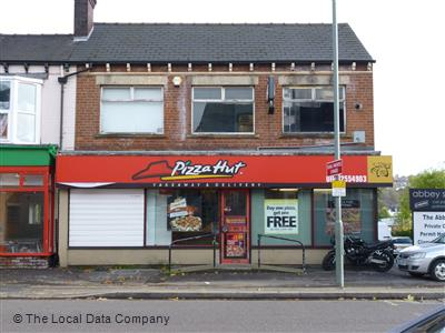 Pizza Hut Delivery On Abbeydale Road Pizza Takeaway In
