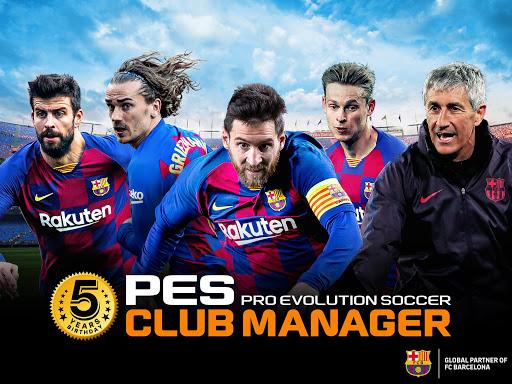PES CLUB MANAGER 3.4.0 screenshots 8