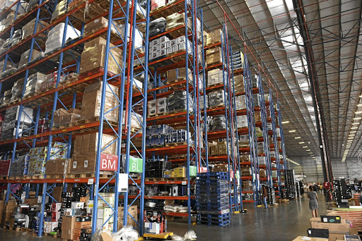 Spoilt for choice: South African online retailer Takealot's distribution centre in Kempton Park, Ekurhuleni. The firm is targeting R130m in sales during the shopping period. Picture: FREDDY MAVUNDA