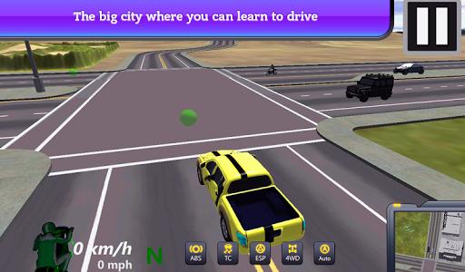 Pickup Truck Sim