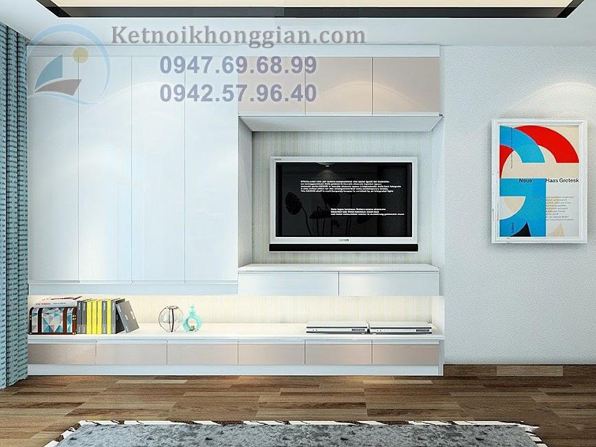 thiết kế căn hộ chung cư đơn giản