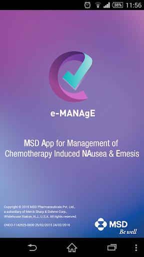 MSD CINV App