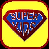 Super Rhymes for Super Kids