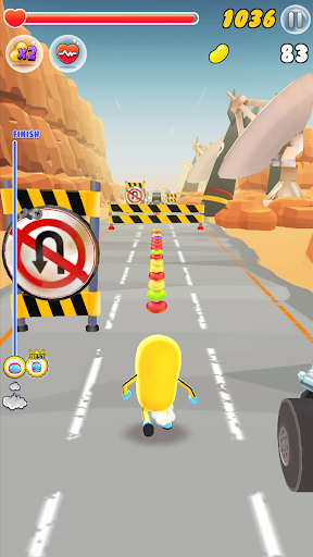 ZellyGo Dash - running game filehippodl screenshot 7