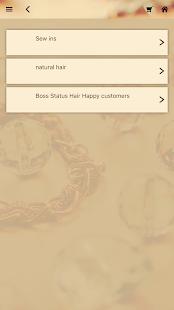 Boss Status screenshot