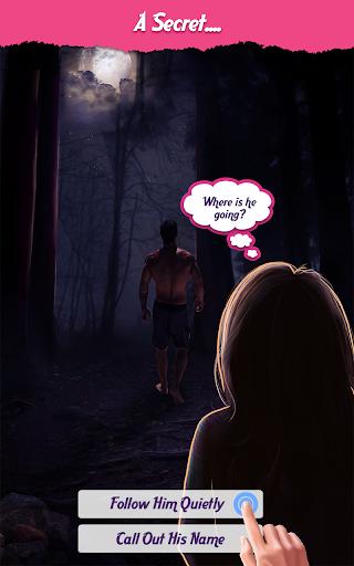 Alpha Human Mate Love Story Game for Girls screenshots 24