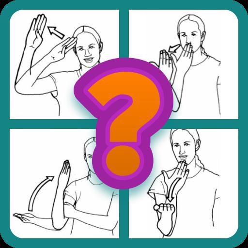 Guess the ASL Signs - Basics Signs