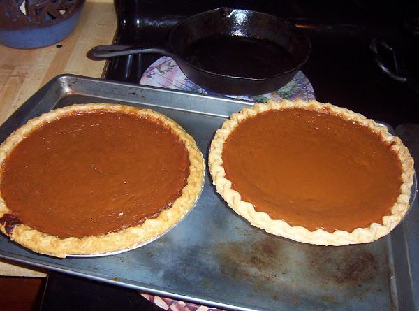 Jack Frost Pumpkin Pie Recipe