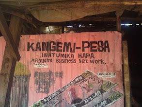 Photo: One of the members decided to paint his own shop!