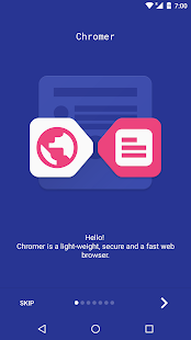 Chromer - Browser- screenshot thumbnail