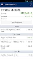 Screenshot of First Atlantic Mobile Banking