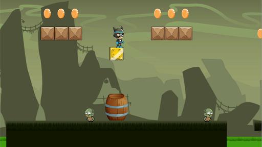 Hero Adventure vs Zombie  captures d'écran 1