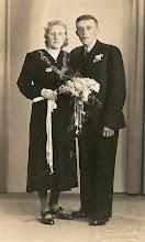 Photo: Rieks en Jantje Hollander-Kleef