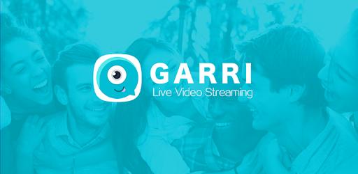 Garri -- Live Streaming Video APK 0