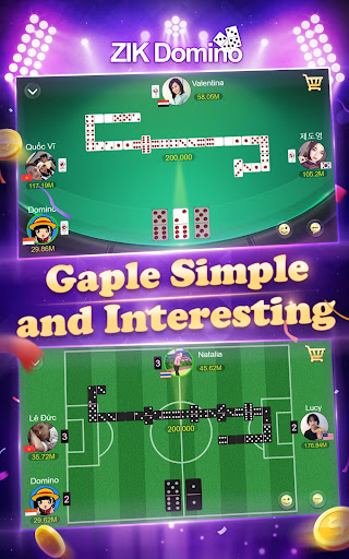 Domino QiuQiu KiuKiu QQ 99 Gaple Free Online 2020 apkmind screenshots 3