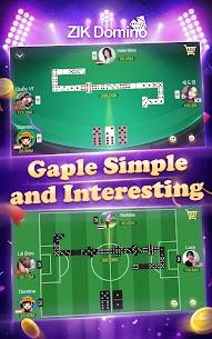 Domino QiuQiu KiuKiu QQ 99 Gaple Free Online 2020 3
