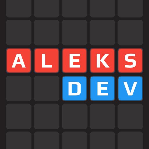 AleksDev avatar image