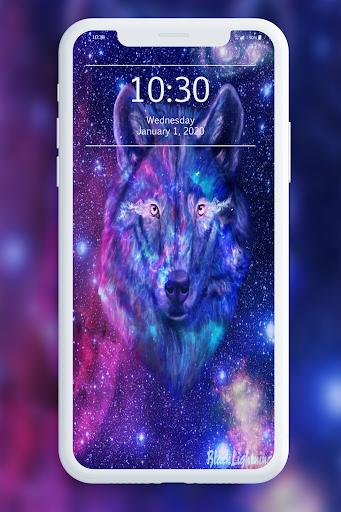 Galaxy Wild Wolf Wallpapers 1.0 screenshots 3