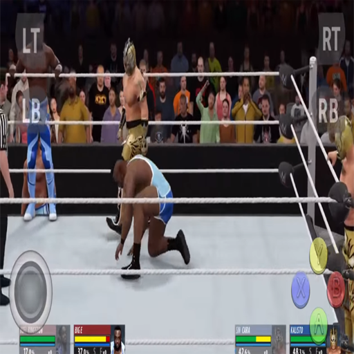 Game WWE 2k17 The new guide