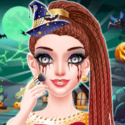 Halloween Makeup Salon Games For Girls