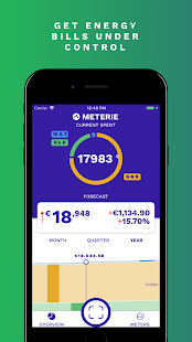 Download Meterie - Energy bills under Control  apk screenshot 1