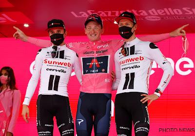 Opvallend: nummer twee in de Giro van vorig jaar is op weg naar Trek-Segafredo