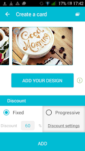 iDiscount Biz Loyalty Cards- screenshot thumbnail