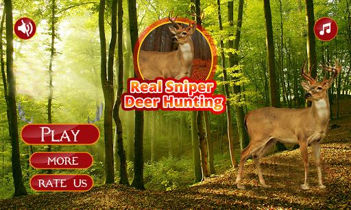 Real Sniper Deer Hunting 2016