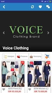 Voice Clothing - náhled