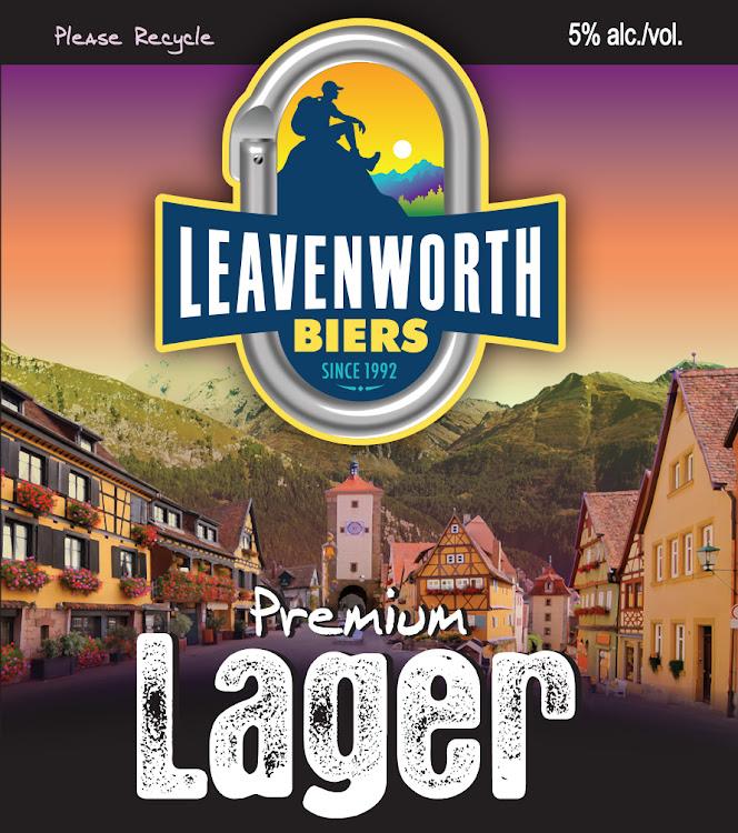 Logo of Leavenworth Premium Lager