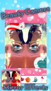 Beauty Camera Mirror Effects screenshot 2