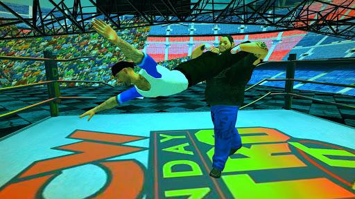 World Tag Team Rowdy Fighting:Wrestling Revolution 1.2 screenshots 2