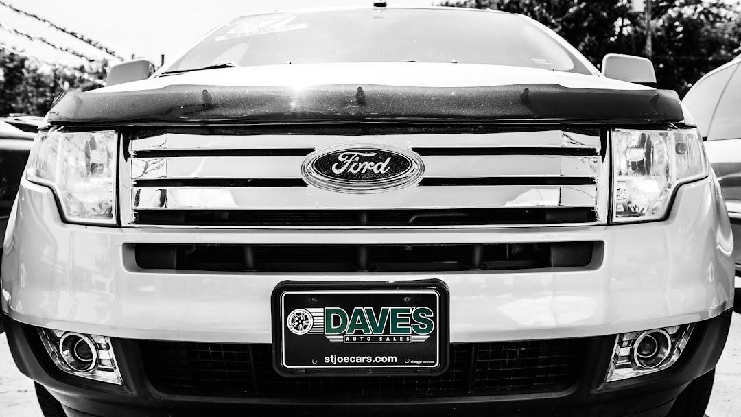 Daves Auto Sales >> Dave S Auto Sales Car Dealer In St Joseph
